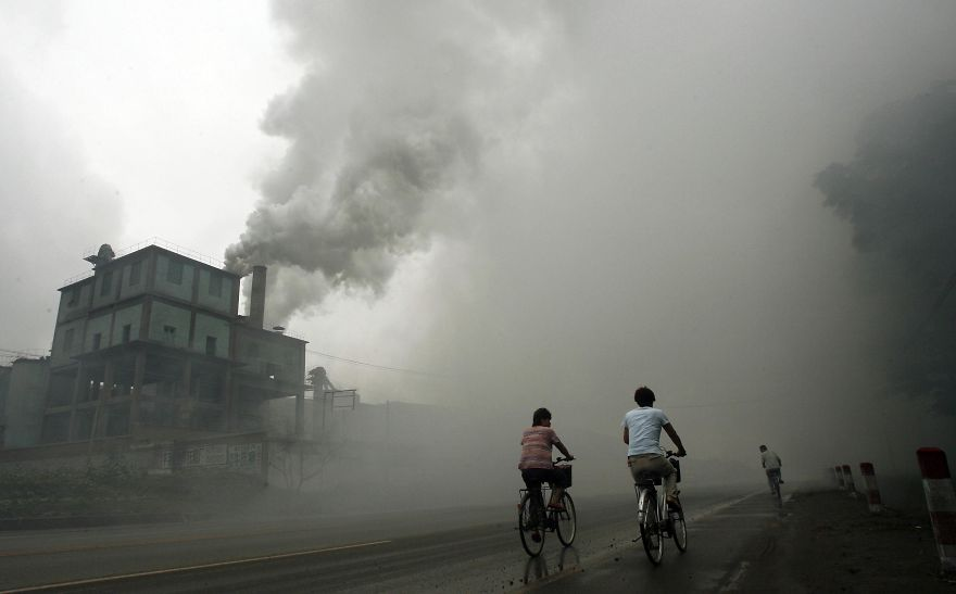 Image result for pollution in beijing