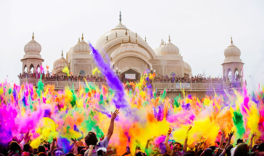 Holi Color Festival (India)