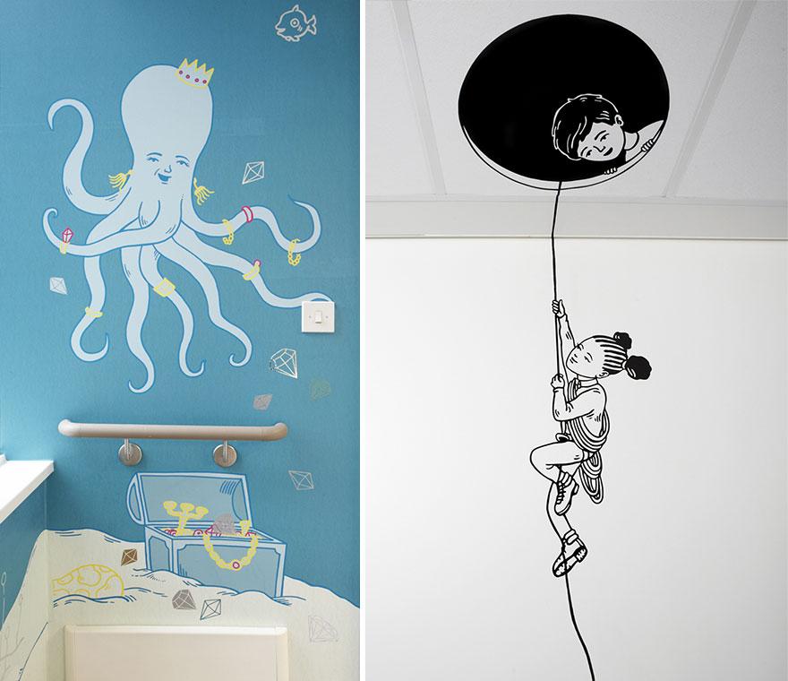 artists-mural-design-royal-london-children-hospital-vital-arts-17