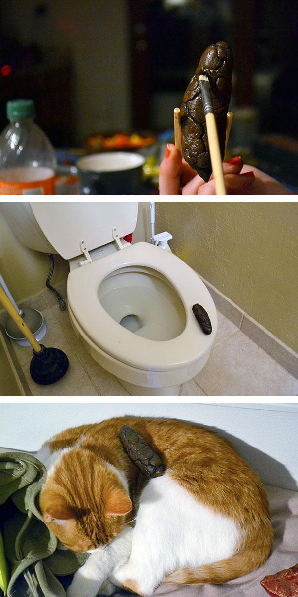 Fake Poop