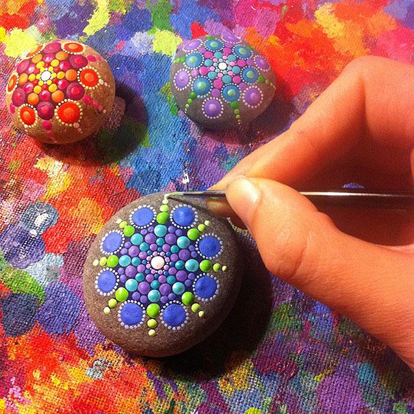 πέτρα-art-μάνταλα-Elspeth-Mclean-Καναδά-21