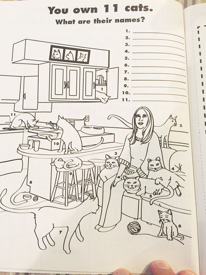 this darkly humorous coloring book for adults pokes fun at grown up