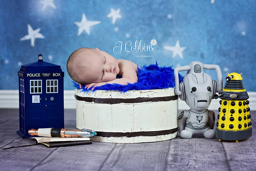Baby Doctor Who