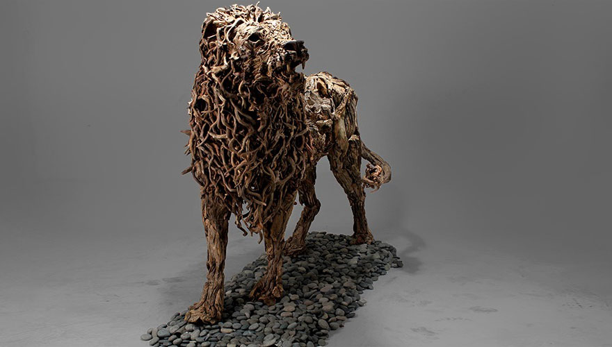 driftwood-animal-sculptures-jame-doran-webb-8