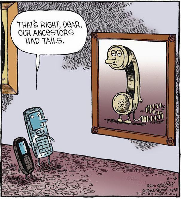 Evolution Of Cellphones