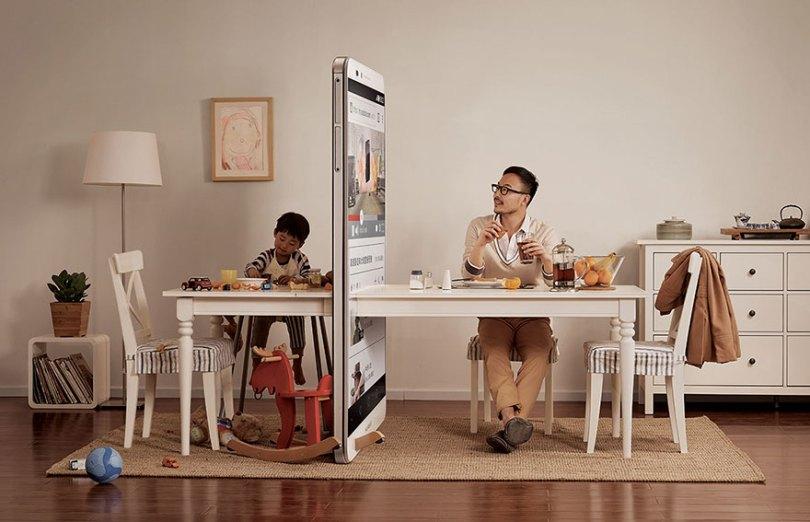 anti smartphone ads shiyang he beijing china 8 - Quanto mais você se conectar, menos você se conecta