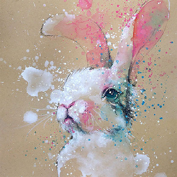 colorful-animal-watercolor-paintings-tilen-ti-15