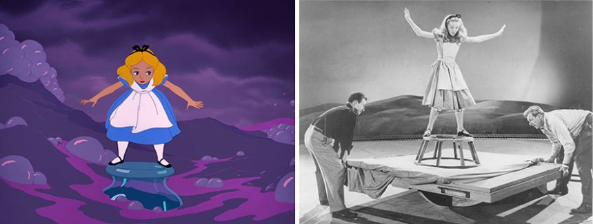 alice-wonderland-classico-animazione-kathryn-Beaumont-1