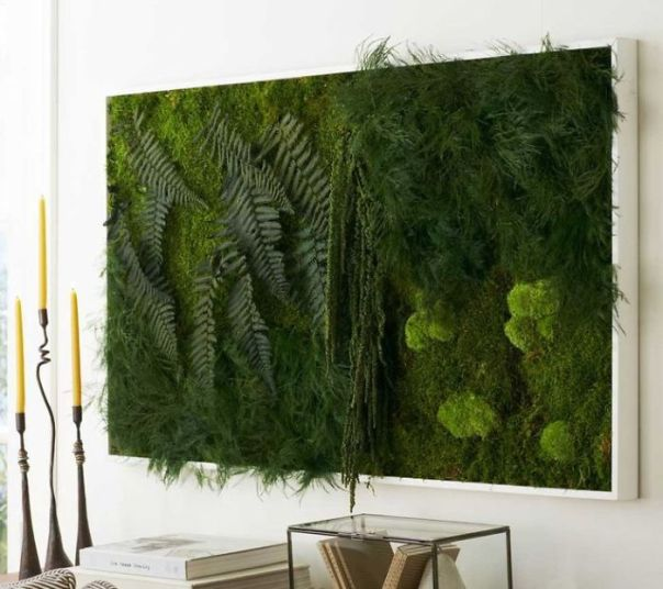 Green Painting