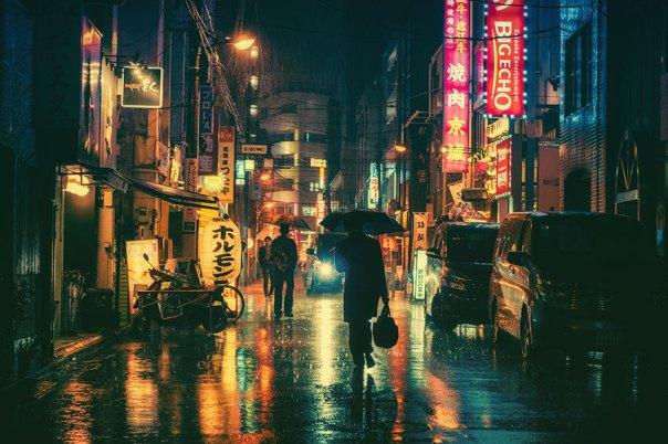 Tokyo-calles-noche-fotografía-Masashi-Wakui-29