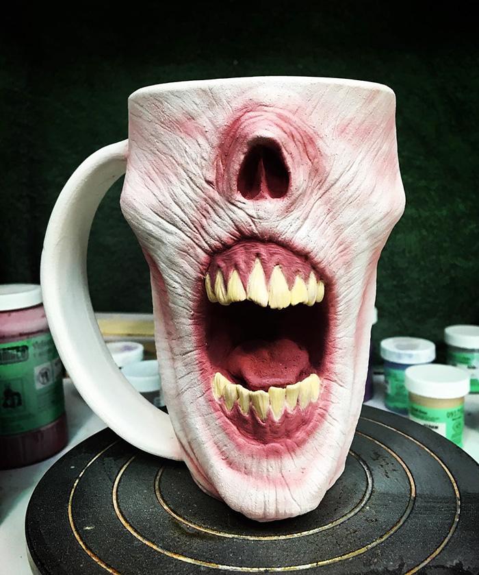 zombie-mug-pottery-slow-joe-kevin-turkey-merck-10