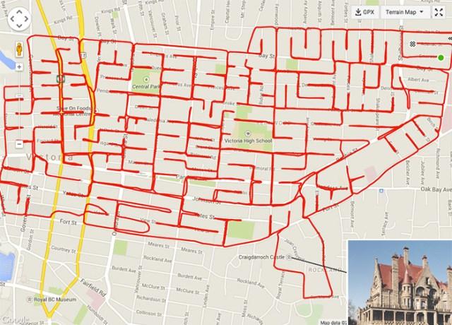 Maze (76.7 km, tres h 44 min)