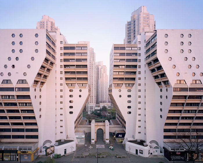 Forgotten Housing Estates Of Paris Documented By Laurent Kronental