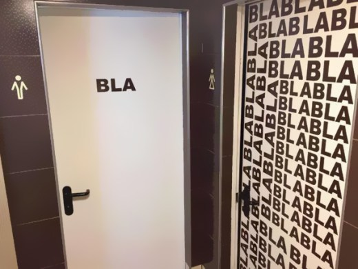 10  Of The Most Creative Bathroom Signs Ever   Bored Panda  5 These Restrooms