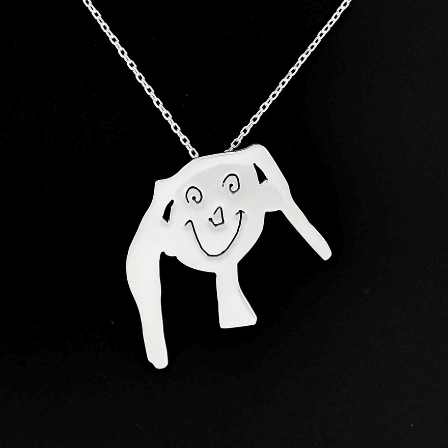 two-artist-moms-are-turning-the-childrens-art-to-unique-silver-jewelries2