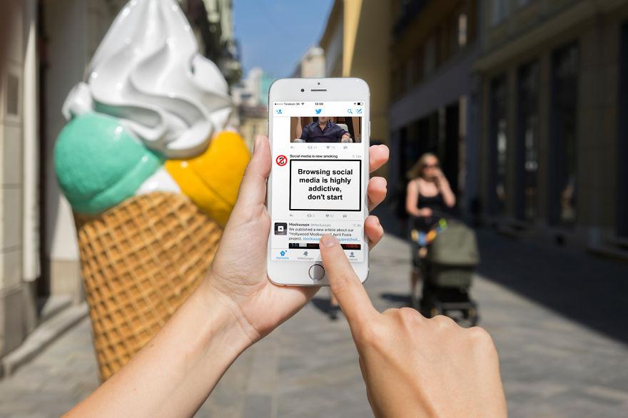 Slavomier - Anti-Social Media Addiction Banners 04
