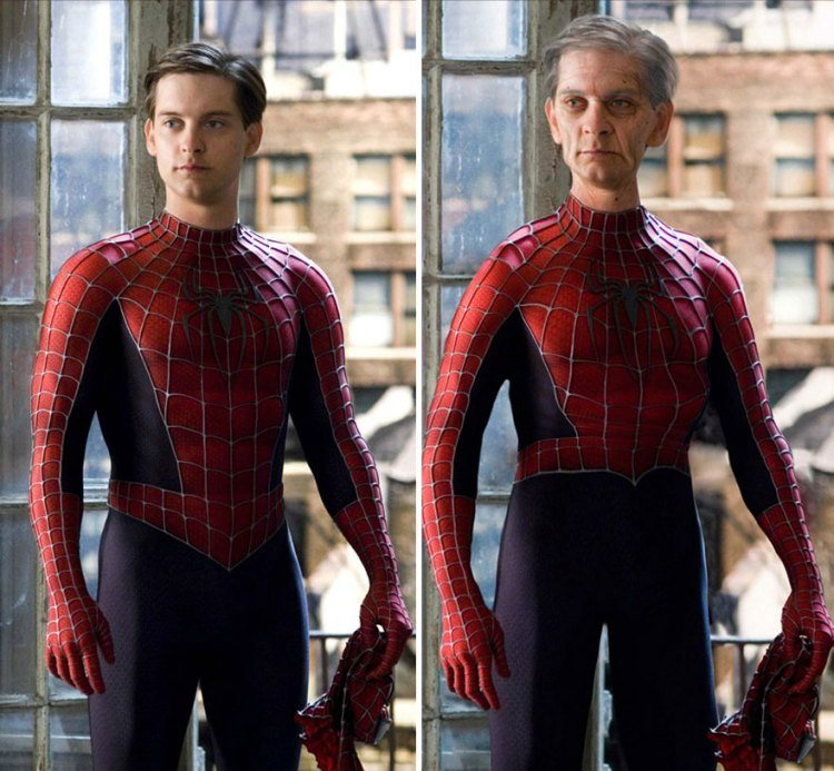 Spider Man By Watschi