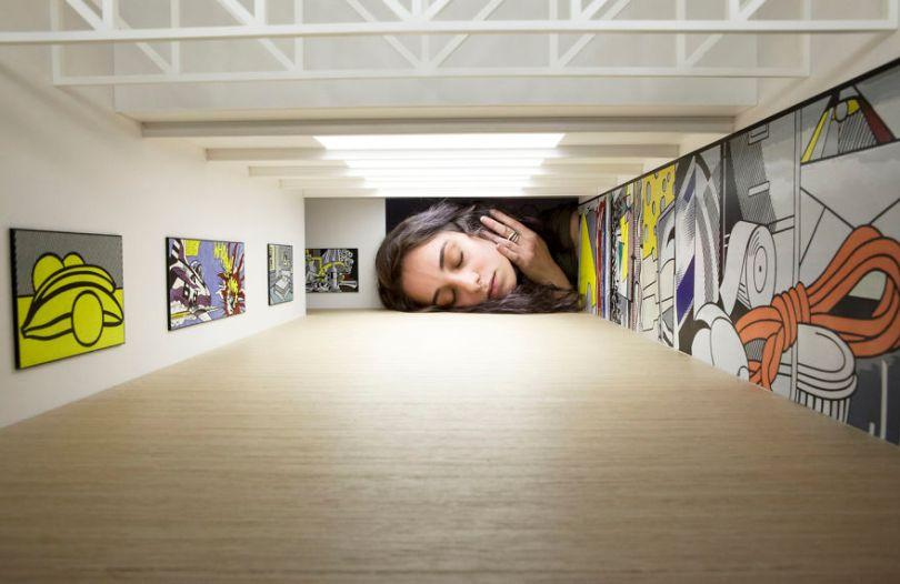 Put Your Head into Gallery 57488894e6226  880 - Artista faz projeto interativo com galerias famosas