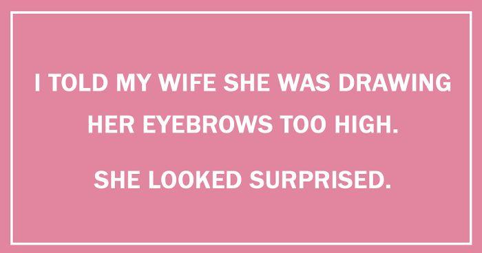 Cute Wife And Honey Husband English Jokes Funny Jokes In Hindi