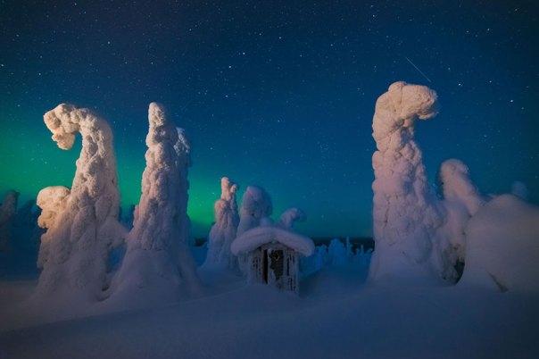 Shed Mystic, Finlandia