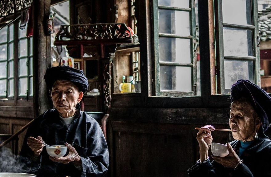 Timeless Lunch, China