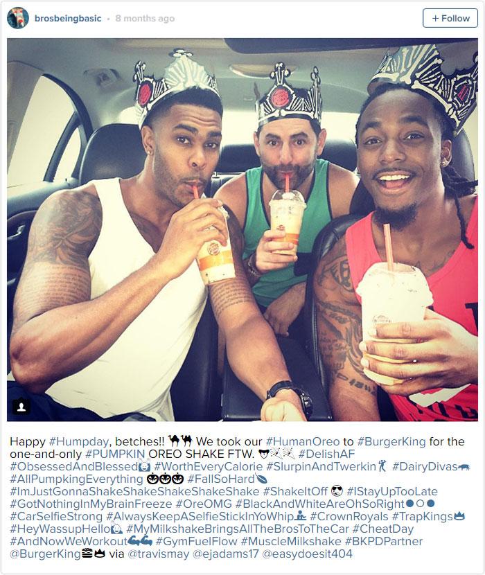 Trip To Burger King