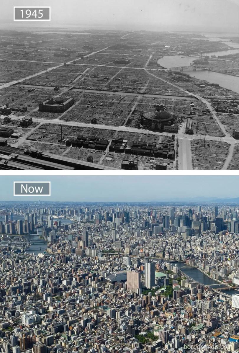 how famous city changed timelapse evolution before after 1 57736d1784fde  880 - Evolução das metrópoles do mundo