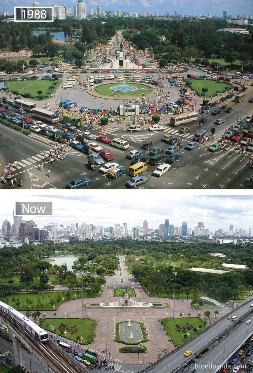 how famous city changed timelapse evolution before after 3 57736d2323eae  880 - Evolução das metrópoles do mundo