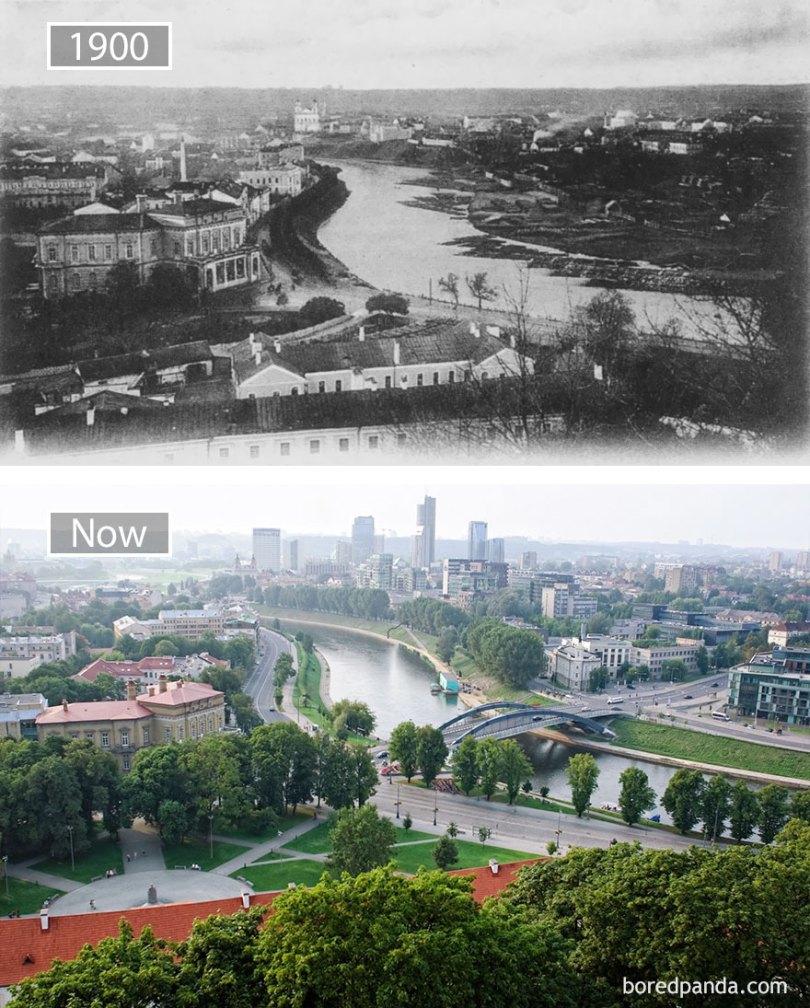 how famous city changed timelapse evolution before after 8 5774e326bfacd  880 - Evolução das metrópoles do mundo