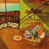 Korean Artist draws Love in beautiful Illustrations