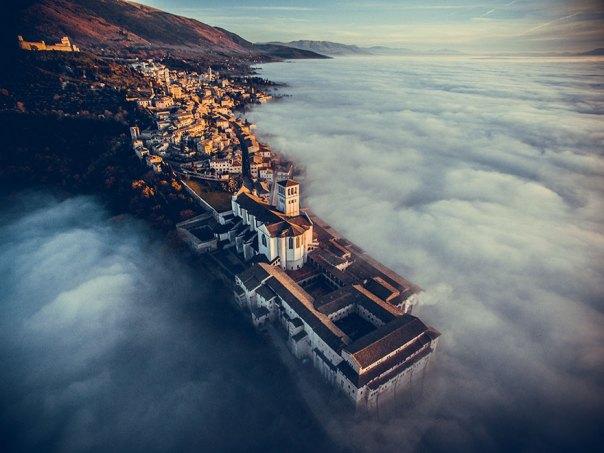 1er premio Ganador - Categoría Viajes: Basílica de San Francisco de Asís, Umbría, Italia