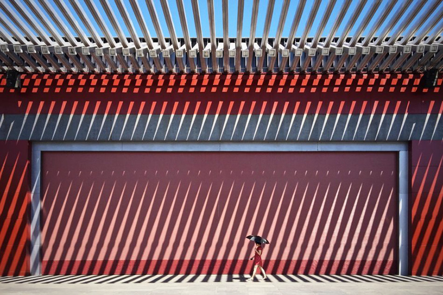 Jian Wang Από το Πεκίνο, η Κίνα, 1η Θέση, Αρχιτεκτονική