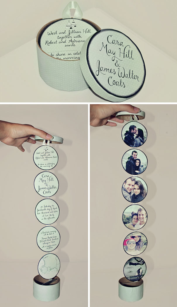 101 Creative Wedding Invitations That