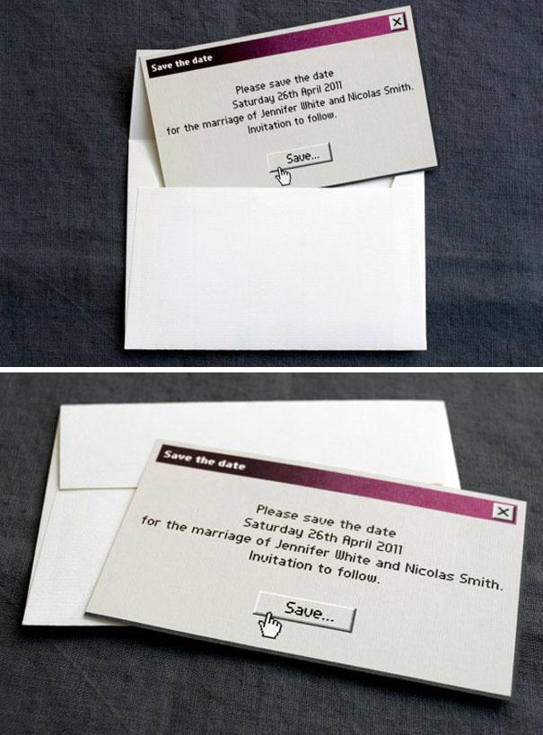 9 Geeky Wedding Invitation Menu File Save As Dontfetmywedding Doc