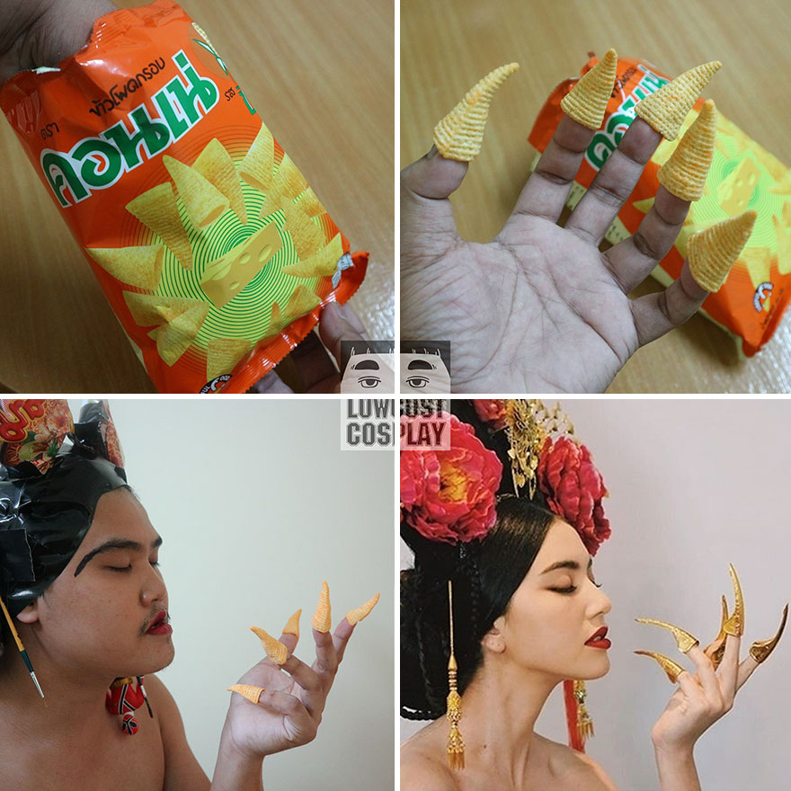 Image result for low cost cosplay