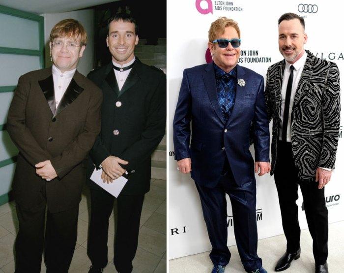 Elton John And David Furnish - 23 Years Together