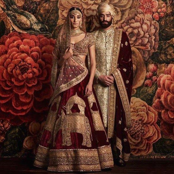 La boda india