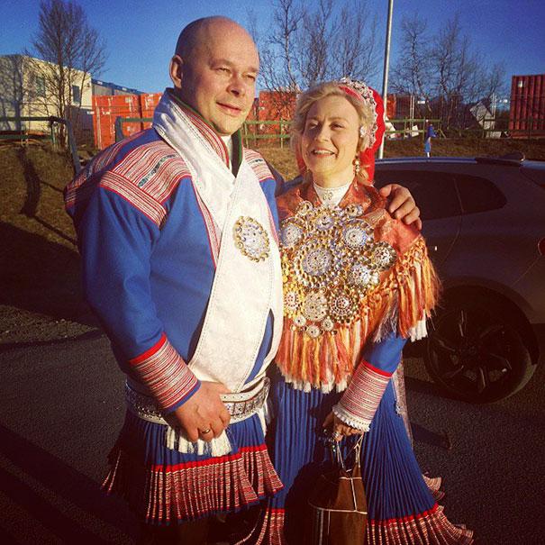 Sami Wedding