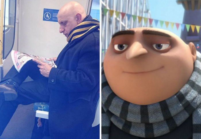 Gru From Despicable Me