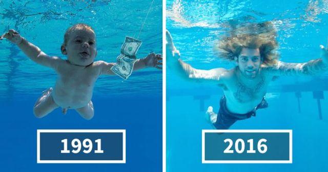 Resultado de imagen de Nirvana – Nevermind  original album cover