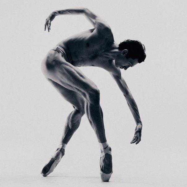 Fotografía de la danza