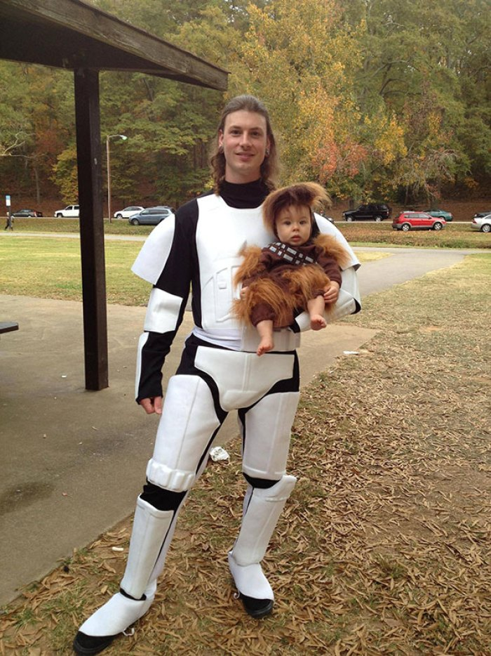 My Son And I On His First Halloween