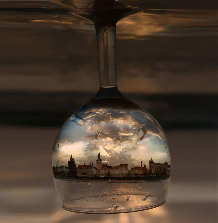 Prague In A Wine Glass
