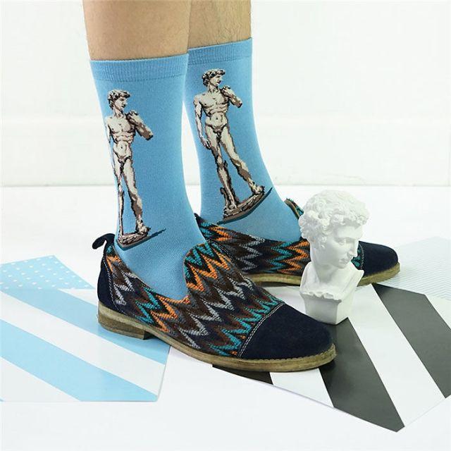 art socks