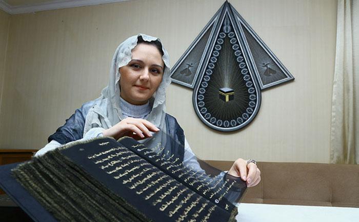 gold-black-silk-quran-tunzale-memmedzade-1