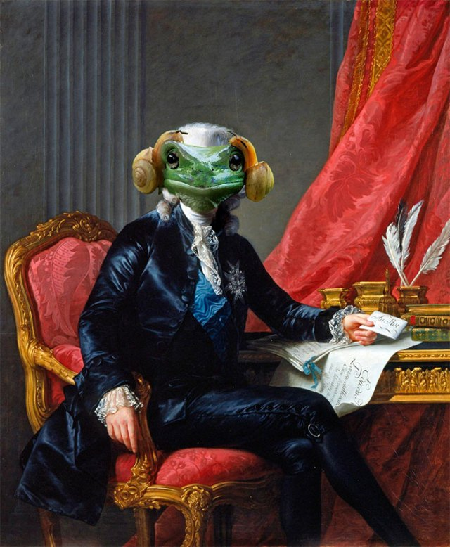 Wild Toad's French Revolution