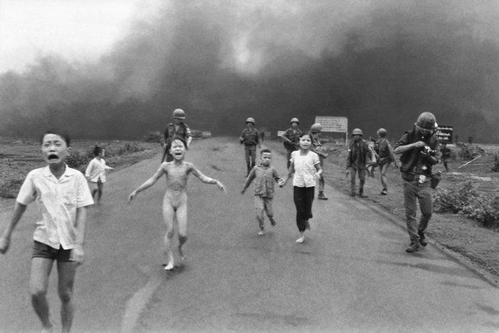 El terror de la guerra, Nick Ut, 1972