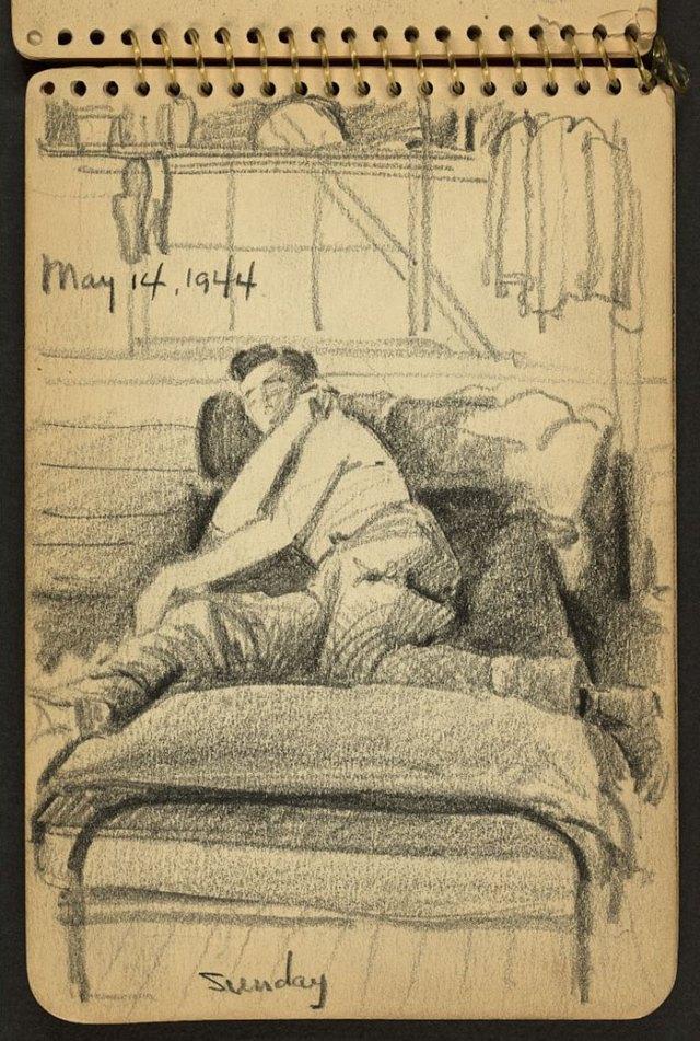 Soldier Sketches