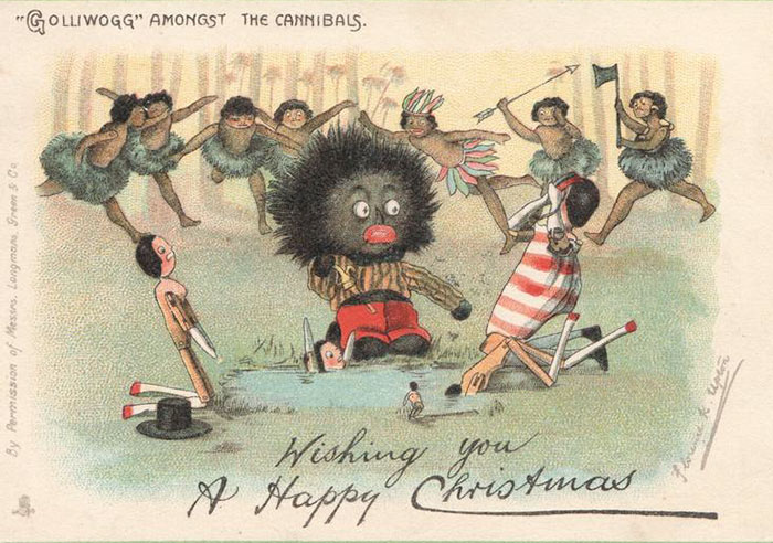 10 Victorian Christmas Cards That Are As Creepy As Those