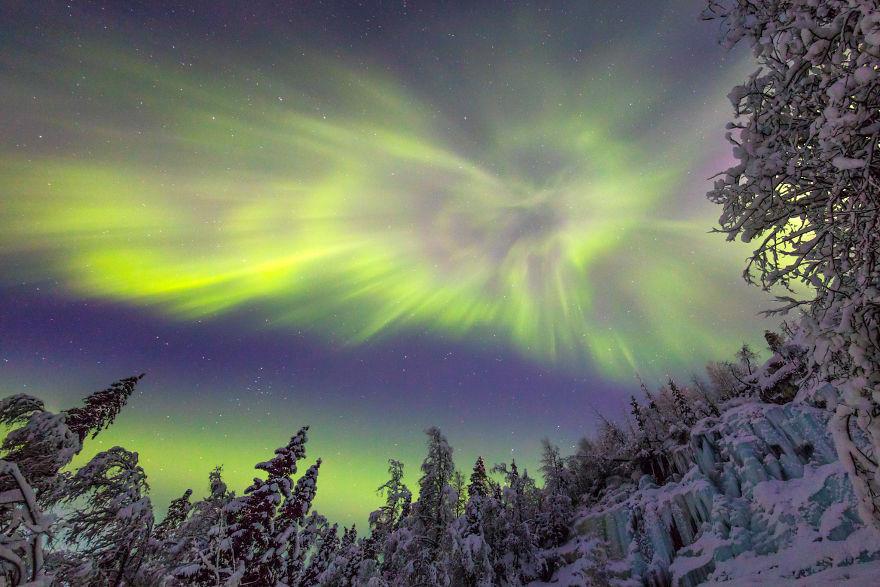 Japan Northern Lights